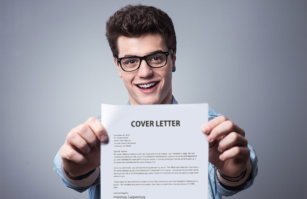 5 Tips On Writing A Strong Cover Letter